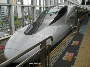 You can take Hikari Railstar from Shin-Osaka or Hakata that offer you more comfortable seat.