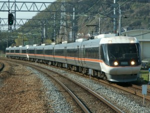 "Limited Express ""Shinano"""
