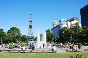 Downtown Sapporo  © Y.Shimizu/© JNTO