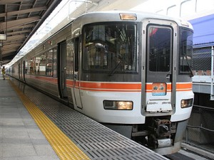JR Tokai 373 series Fujikawa (C) Sonic Rail Garden
