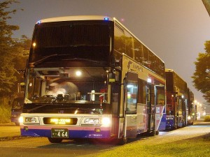 "Overnight bus service ""Dream"""