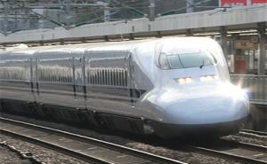 700 series is used for Nozomi, Hikari and a few Kodama