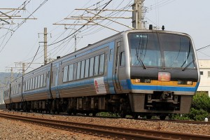JR Shikoku 2000 series