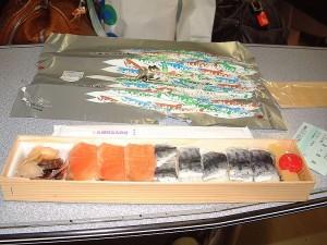 Yamabe Sake sushi at Sapporo (C)Yamabe-sakezusiJPG.jpg/Chatama