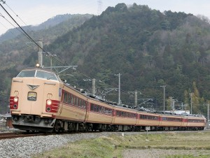 183 series is one of most common train. (C) Mitsuki-2368 - 792px-JRW_EC_183_series_B63_kounotori