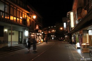 Kinosaki Onsen is an old fashioned hot springs town. ©Toyooka City/©JNTO