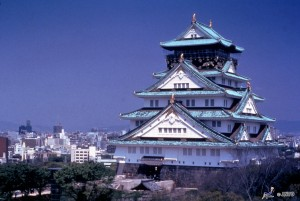 Osaka Castle is one of the most popular spot in Osaka. ©JNTO