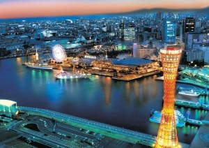 Kobe Harborland © Kobe Convention & Visitors Association/© JNTO