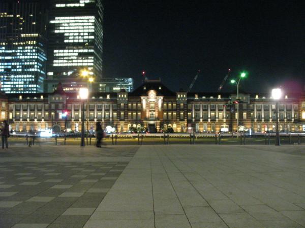 Tokyo station Marunouchi building. (C) JP Rail
